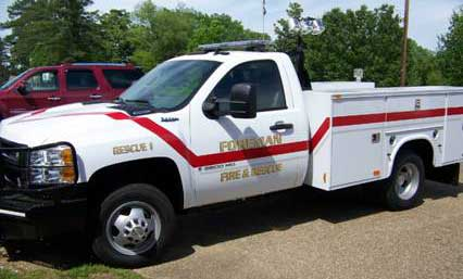 Foreman Fire and Rescue